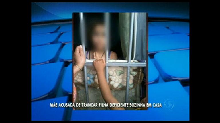 Menina trancada em casa passava fome e sede - Distrito Federal ...