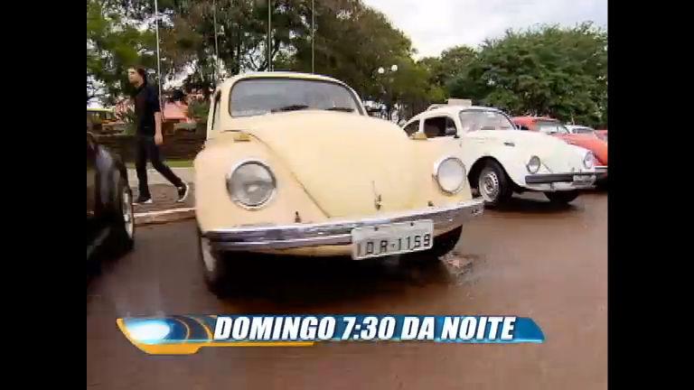 Domingo Espetacular faz uma visita à terra do Fusca - Notícias - R7 ...