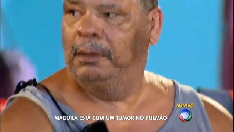 Ex- pugilista Maguila está com um tumor no pulmão - Notícias - R7 ...