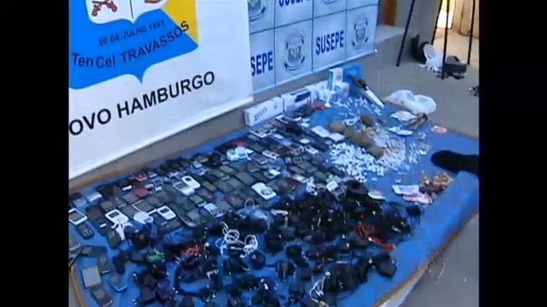 Polícia Militar faz apreensão de drogas em presídio de Novo ...