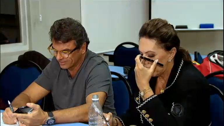 Polêmicos, Beth Szafir e João Kléber participam do Roberto Justus ...