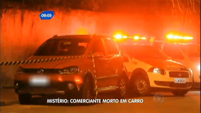 Comerciante é encontrado morto dentro do próprio carro em SP ...