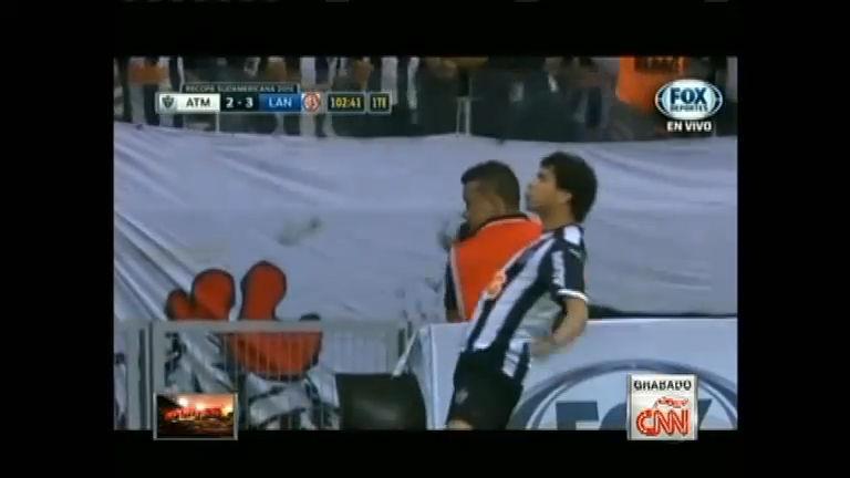 Atlético-MG vira diante do Lanús-ARG e é campeão da Recopa ...
