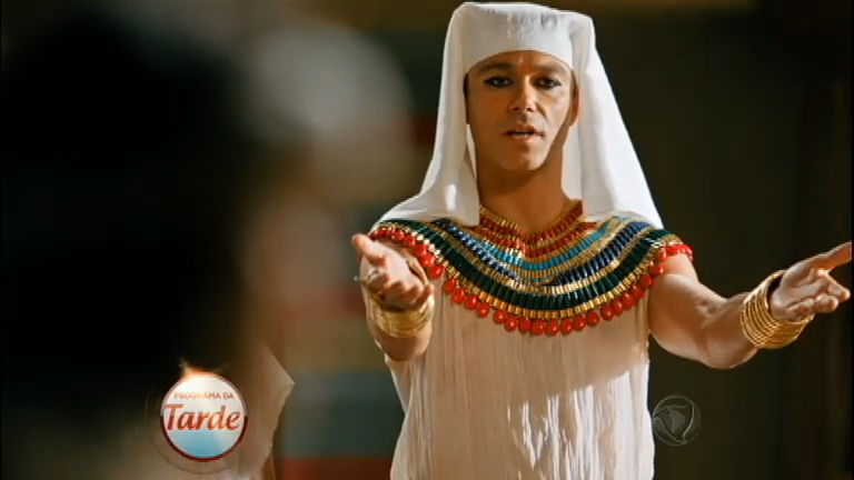 Figurinista de José do Egito fala sobre preparação de moda dos ...