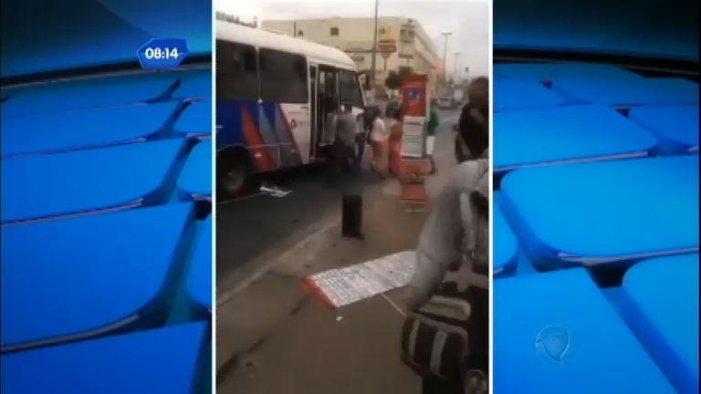 EMTU pune motoristas que brigaram no meio da rua em ...