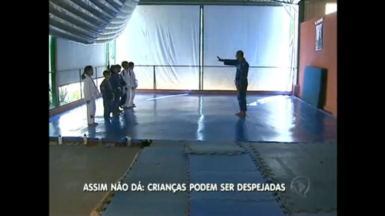 Associação de Ginástica pode ser desocupada no Cruzeiro - Distrito ...