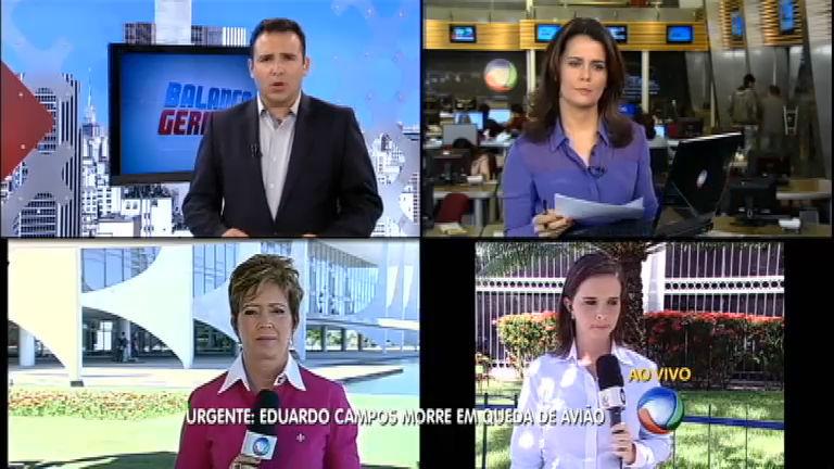 Rede Record emite nota de pesar a morte trágica de Eduardo ...