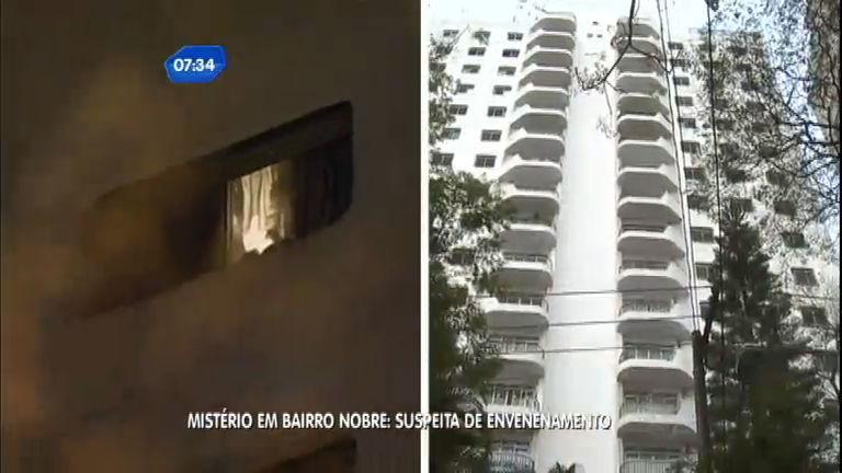 Família pode ter sido envenenada em bairro nobre de São Paulo ...