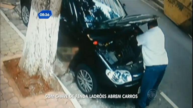 Ladrões usam módulo para destravar alarme e roubar carros em ...