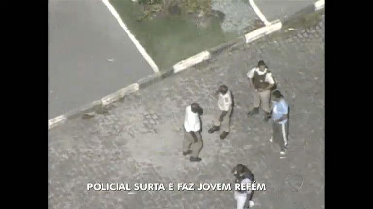 Policial militar surta e faz aluno refém em Camaçari ( BA) - Notícias ...