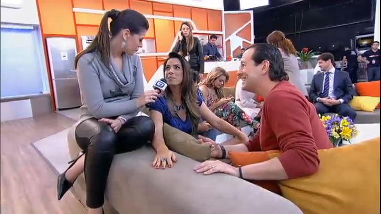 Intervalo: Mariana Leão fala sobre a experiência de apresentar o ...