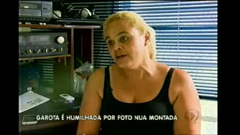 Adolescente de 12 anos sofre com foto de montagem nua divulgada na internet - Minas Gerais