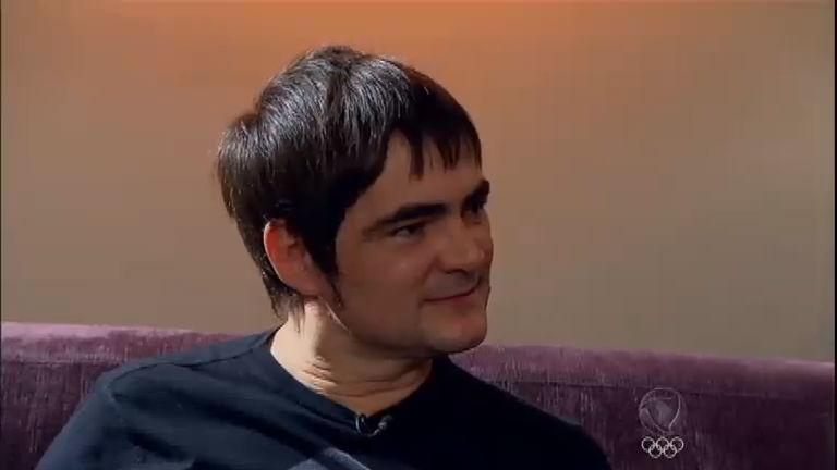 """""""Paixão pelo futebol veio antes da música"""", diz vocalista do Skank ..."""