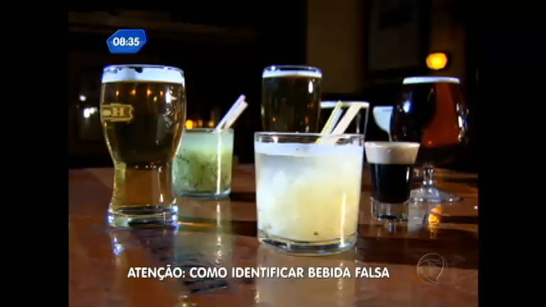 São Paulo no Ar traz dicas de como identificar bebidas falsas ...