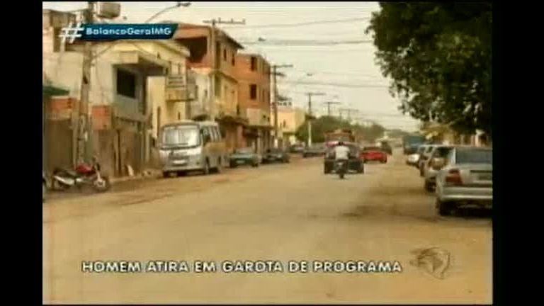 Cliente atira em prostituta para não pagar programa no norte de Minas