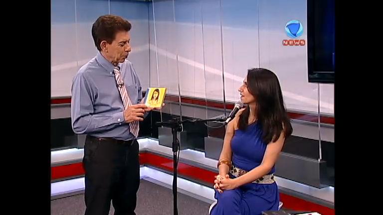 JR News Talentos apresenta o trabalho de Anabel Bian - Record ...
