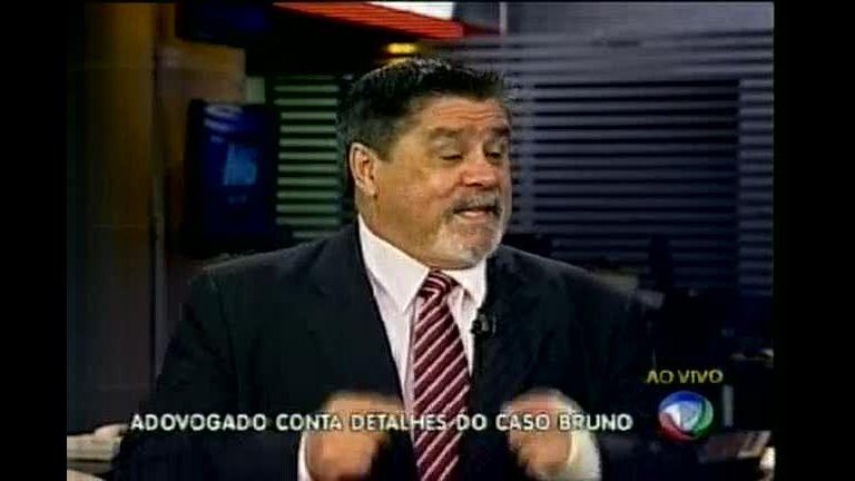 Advogado Lúcio Adolfo conta detalhes do Caso Bruno - Minas ...