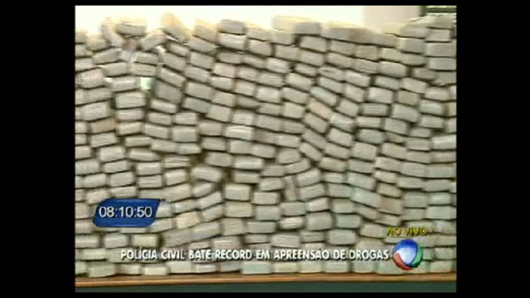 Polícia Civil realiza maior apreensão de drogas da história do DF ...