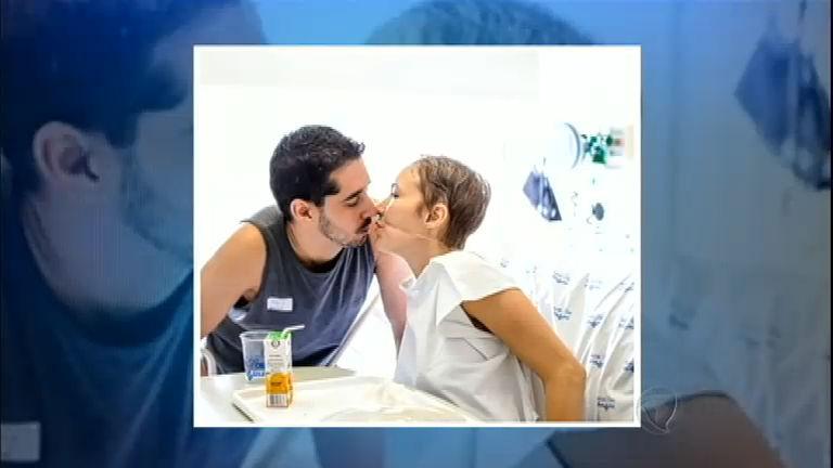 Café com Notícias: fotógrafo registra últimos momentos da esposa ...