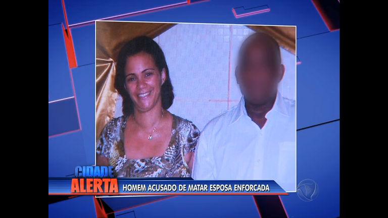 Homem é suspeito de matar esposa enforcada na Baixada ...