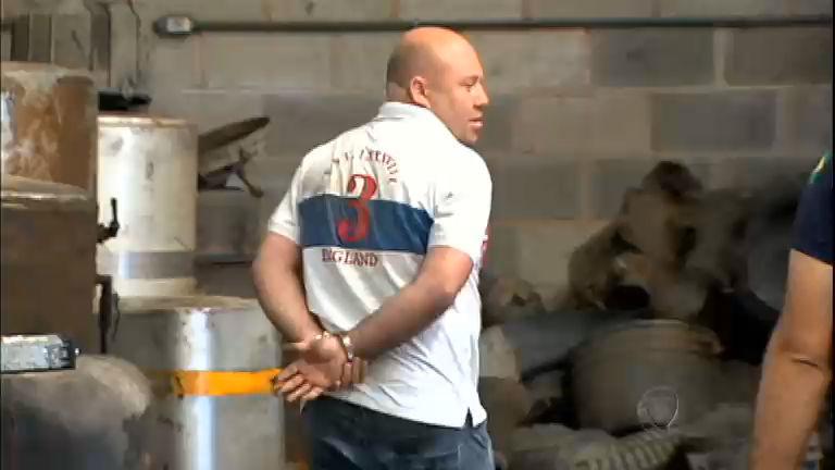 Polícia Rodoviária Federal prende quadrilha de roubo de carga em ...