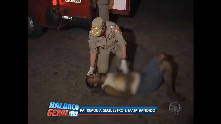 Pai reage a sequestro e mata bandido em Fazenda Botafogo ( RJ ...