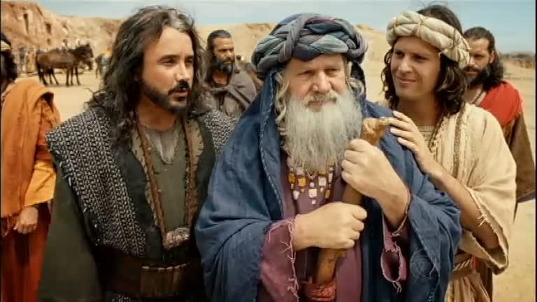 Confira os melhores momentos do último episódio de José do Egito ...