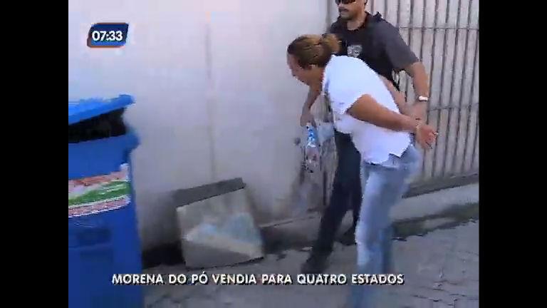 """"""" Morena do Pó"""" é presa por suspeita de chefiar quadrilha de tráfico ..."""