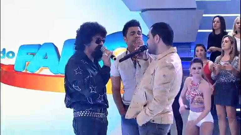Toca Raul! Zezé Di Camargo e Luciano cantam Metamorfose ...