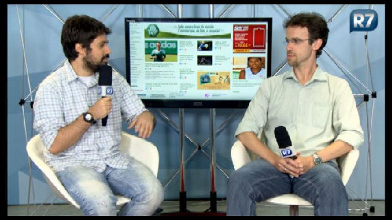 Palmeiras se complica até quando Valdivia joga - Esportes - R7 ...