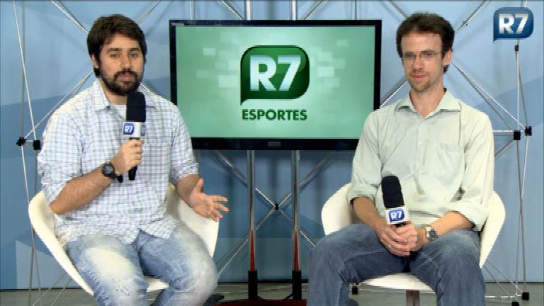 Lucas e Neymar se encontram pela Liga dos Campeões - Esportes ...