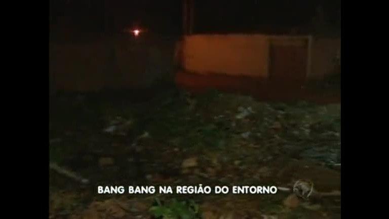 Homem é assassinado em Águas Lindas de Goiás - Rede Record