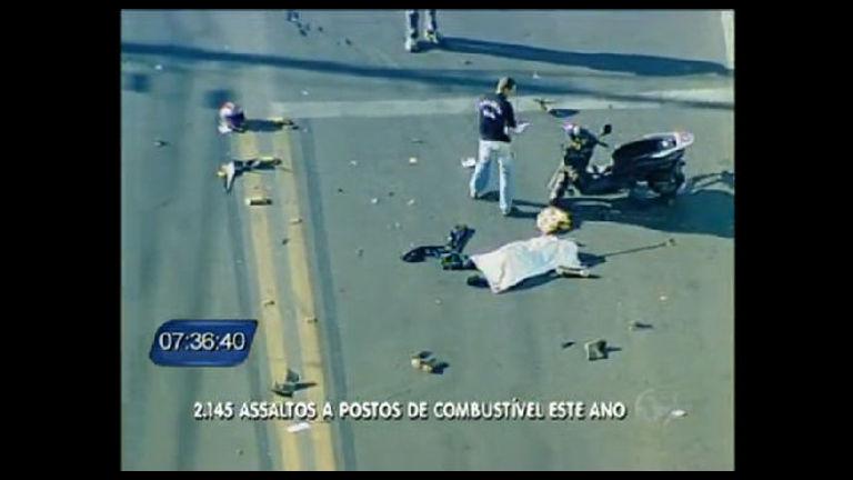 Acidente entre carro e moto deixa motociclista morto em Taguatinga ...