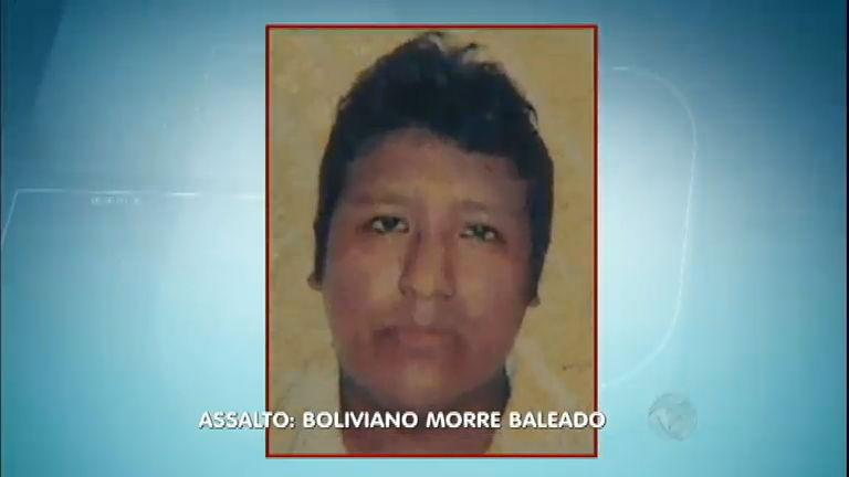 Boliviano é assassinado por atirador misterioso na zona norte de ...