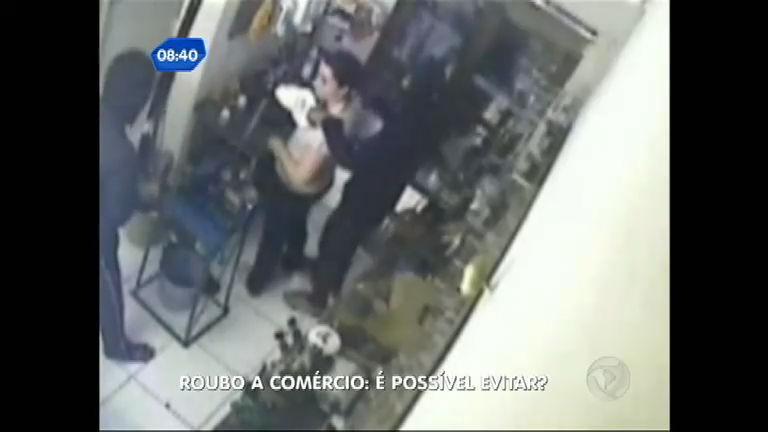São Paulo no Ar mostra como evitar assaltos em comércios ...