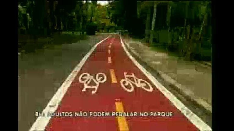 Ciclistas pedem mudança no Parque Municipal - Minas Gerais - R7 ...