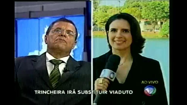 Trincheira será construída no lugar do viaduto Guararapes - Minas ...