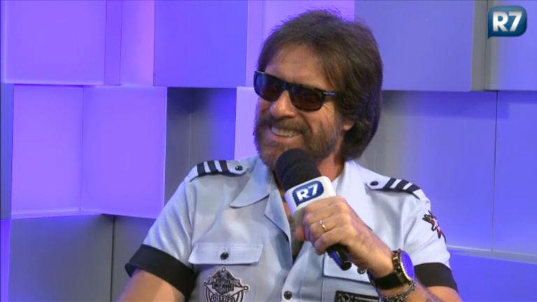 Ex- Tricô: Lele entrevista o Chuck Norris brasileiro - Entretenimento ...