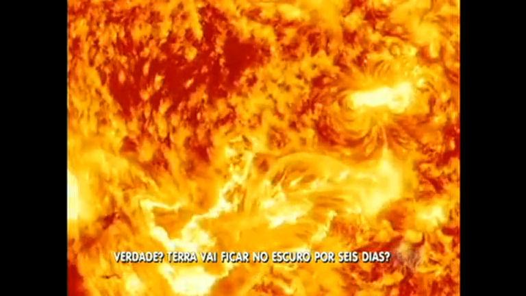Verdade ou boato: Terra vai ficar sem luz do sol por seis dias em ...