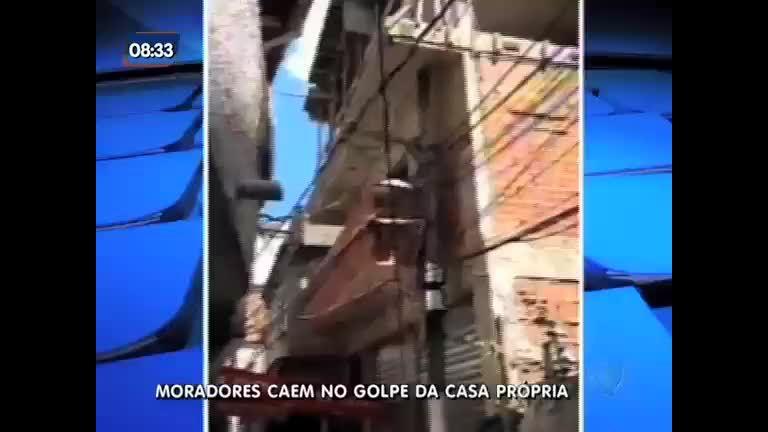Polícia Civil investiga criminosos que aplicam golpe da casa própria ...