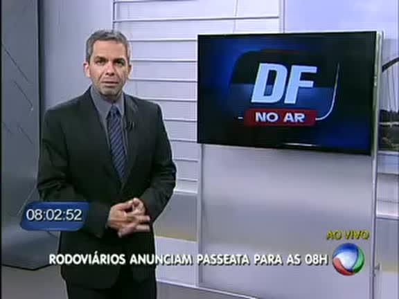 """""""Rei das armas"""" é preso em Ceilândia - Distrito Federal - R7 DF no Ar"""