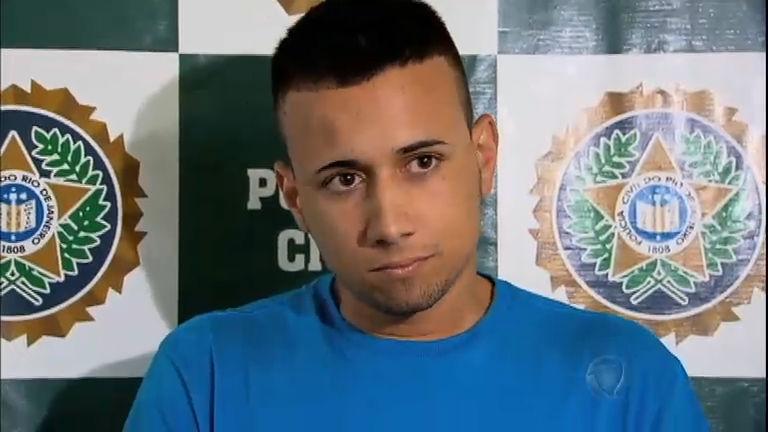 Maradona, um dos traficantes mais perigosos do Brasil, é preso no ...