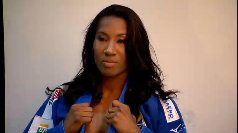Judoca Ketleyn Quadros realiza sonho de infância no Esporte ...