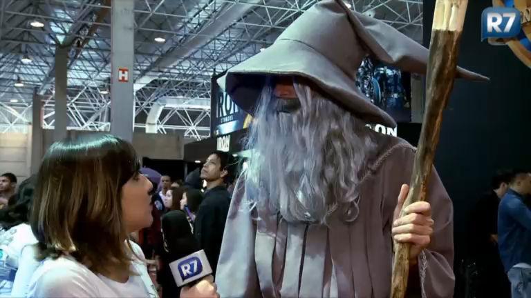 De Wolverine a Gandalf: veja os melhores cosplays da Comic Con ...