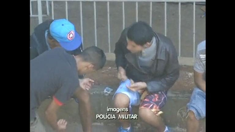 Polícia filma toda ação de traficantes em taguatinga - Distrito ...