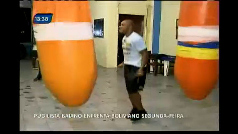 Boxeador baiano tem história de luta e superação - Bahia - R7 ...