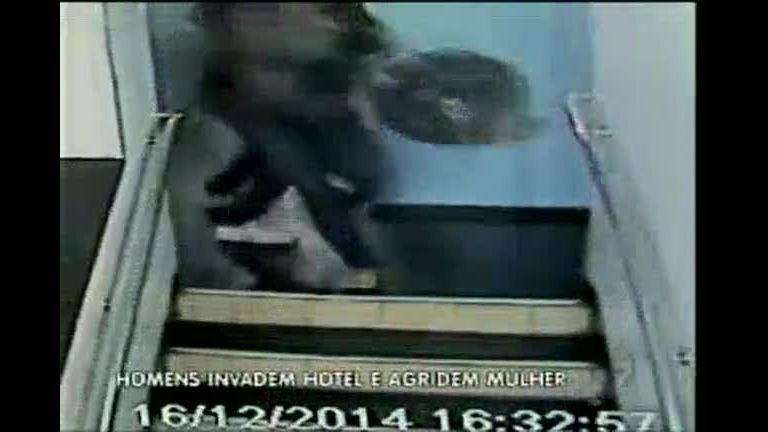 Homens invadem hotel de BH e agridem prostituta a marretadas ...