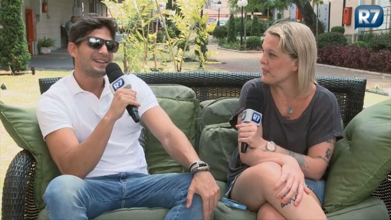 Ex- Tricô: André Martinelli fala sobre namoro com Fernanda Keulla e ...