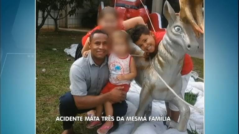 Acidente mata três pessoas da mesma família no interior de São ...
