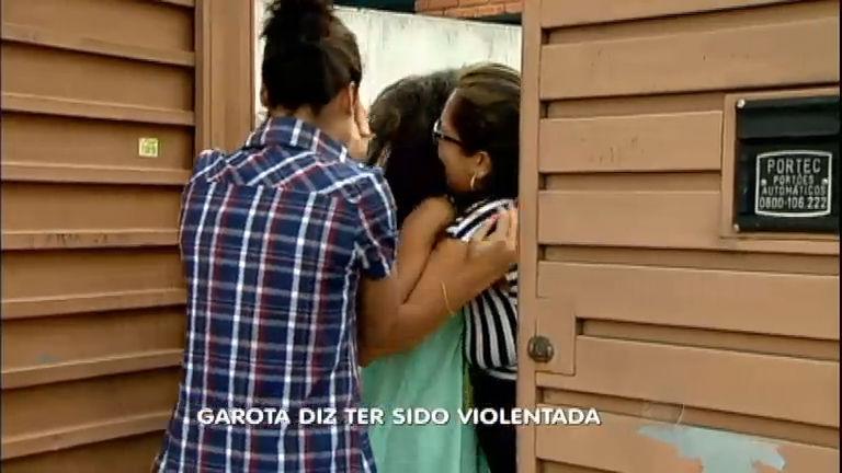 da263a35c Jovem desaparecida há quatro dias diz que foi sequestrada e violentada -  RecordTV - R7 Balanço Geral
